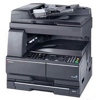 京瓷(KYOCERA)180P复合机(A3打印复印) +双面输稿器和双面器