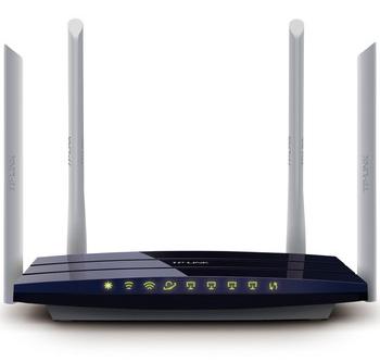 TP-LINK TL-WDR3320 600M双频无线路由器