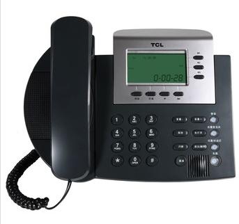 TCL CP100 会议电话 (闪银铁灰)