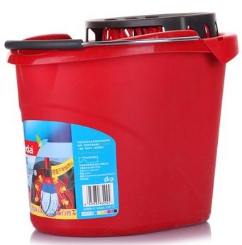 微力达 清洁用品 方便耐用 高效能方桶连拧干器